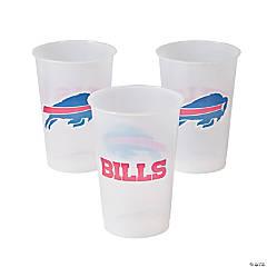 Plastic NFL® Buffalo Bills Cups
