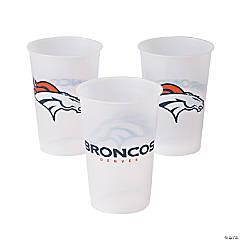 Plastic NFL® Denver Broncos