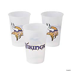 Plastic NFL® Minnesota Vikings Cups