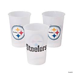 Plastic NFL® Pittsburgh Steelers Cups