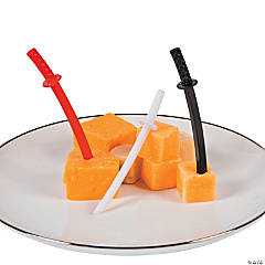 Plastic Ninja Sword Food Picks