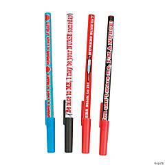 Plastic Nurse Stick Pens