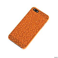 Plastic Orange Bubble iPhone® 5 Case
