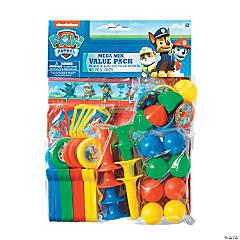 Plastic Paw Patrol Favor Pack
