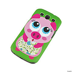 Plastic Pig Character Samsung® S3 Case