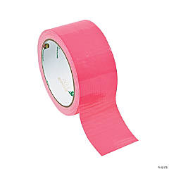 Plastic Pink Duck Tape® Duct Tape
