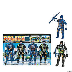 Plastic Police Warriors