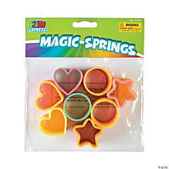 Plastic Rainbow Magic Springs