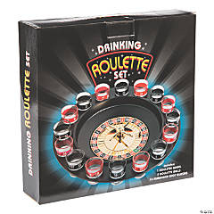 Plastic Roulette Drinking Game