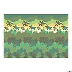 Plastic Safari Design-A-Room Background