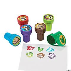 Plastic Safari Stampers