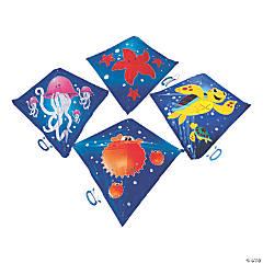 Plastic Sea Life Kites