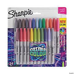 Plastic Sharpie® 80s Glam Marker Pack