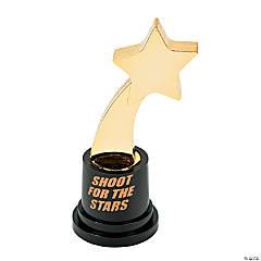 Plastic Shooting Star Trophies