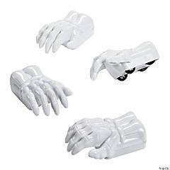 Plastic Skeleton Hand Pull-Back Toys PDQ
