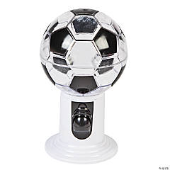 Plastic Soccer Ball Gumball Machine