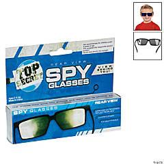 Plastic Spy Glasses