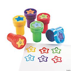 Plastic Star Stampers