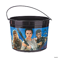 Plastic Star Wars™ VII Favor Container