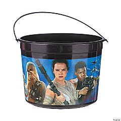Plastic Star Wars™ VII Favor Container