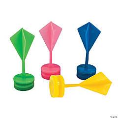 Plastic Sticky Darts