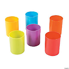Plastic Storage Cups