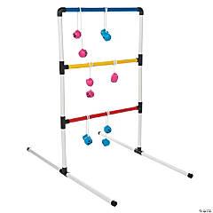Plastic Summer Fun Ladder Ball Game