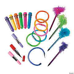 Plastic Super Fun Pen Assortment