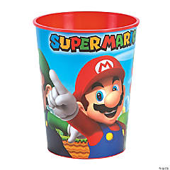 Plastic Super Mario Brothers™ Party Cup
