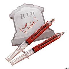 Plastic Syringe Pens