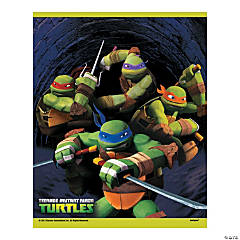 Plastic Teenage Mutant Ninja Turtles Goody Bags