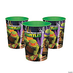 Plastic Teenage Mutant Ninja Turtles Party Cup