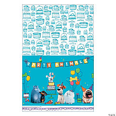 Plastic The Secret Life of Pets 2™ Tablecloth