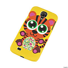 Plastic Tiger Character Samsung® S4 Case
