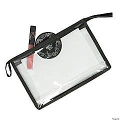 Plastic Transparent Zipper Pouches