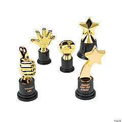 Plastic Trophy Assortment