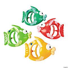 Plastic Tropical Fish Water Guns