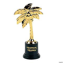 Plastic Tropical Trophies