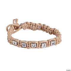Plastic Truth Hemp Beaded Bracelet Craft Kit