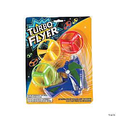 Plastic Turbo Flyers