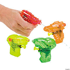 Plastic Water Gun Assortment
