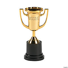 Plastic Winner Trophies