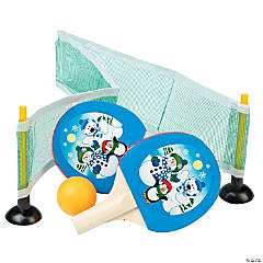 Plastic Winter Table Tennis Game