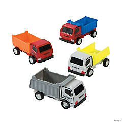 Plastic Work Truck Assortment