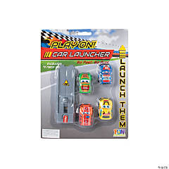 Play On™ Spring Launch Car Sets