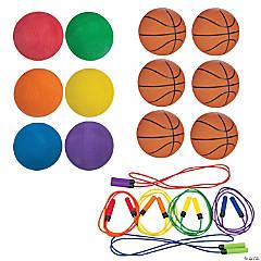 Playground Ball & Jump Rope Kit
