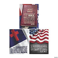 Pledge Poster Set