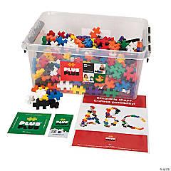 Plus-Plus® Big Set, 400 pieces in a tub