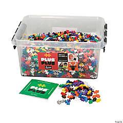 Plus-Plus® School Set, 3,600 pieces in Basic Colors