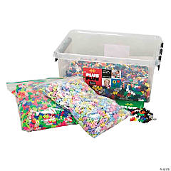Plus-Plus® School Set, 7,000 pieces in All Colors (Basic, Neon, & Pastel)